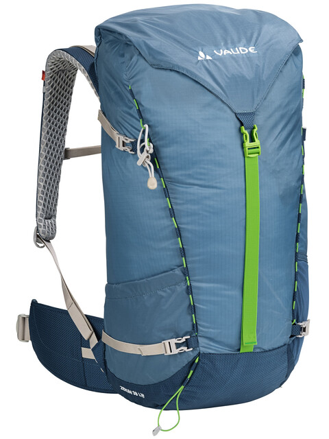 VAUDE Zerum 38 Backpack Lightweight foggy blue